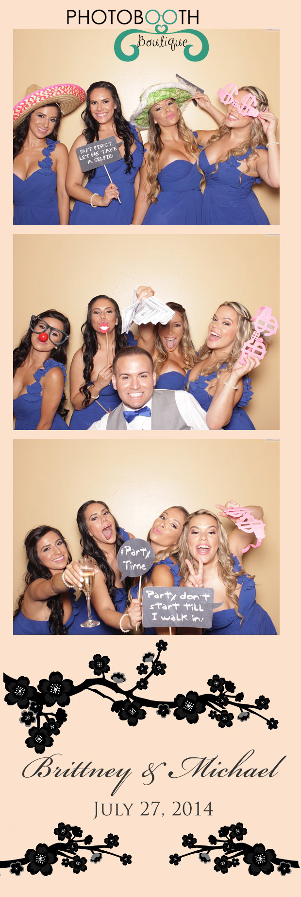 Favorite Photo Booth Pictures