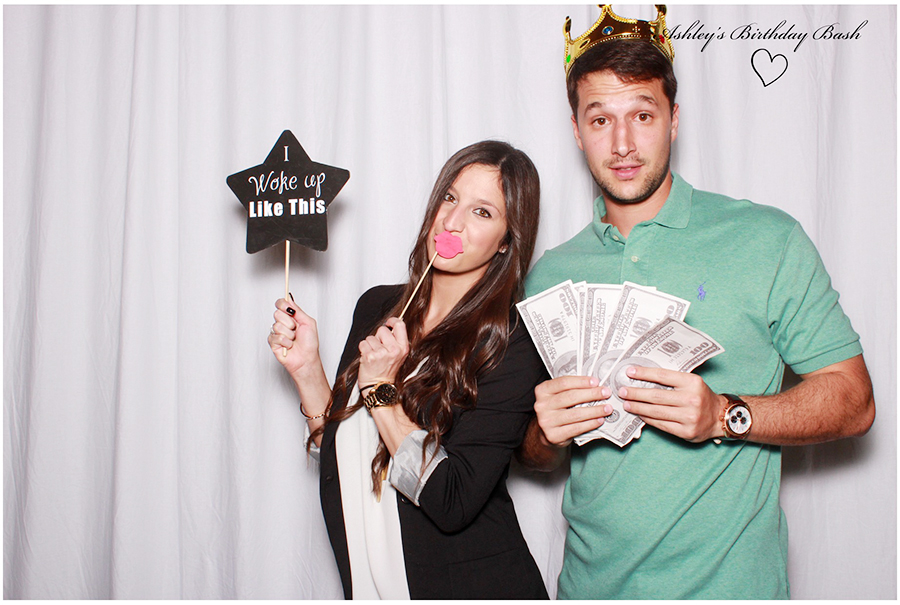 Birthday Photo Booth rental