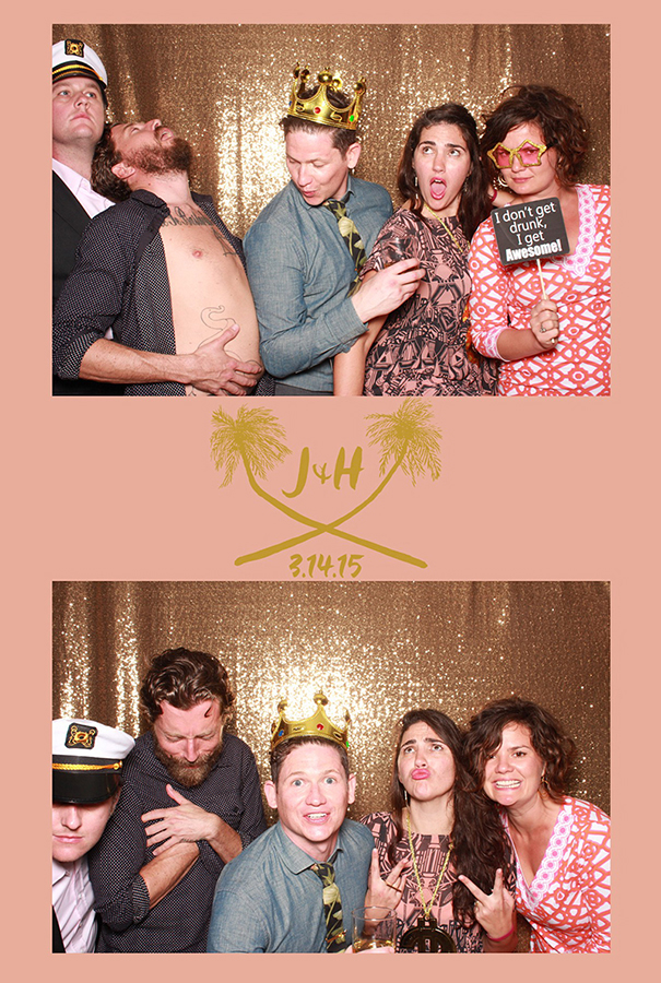 The Keys Wedding Photo Booth