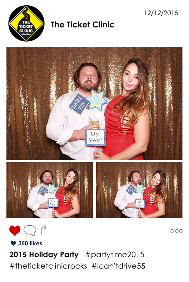 Miami Instagram Party Photo Booth