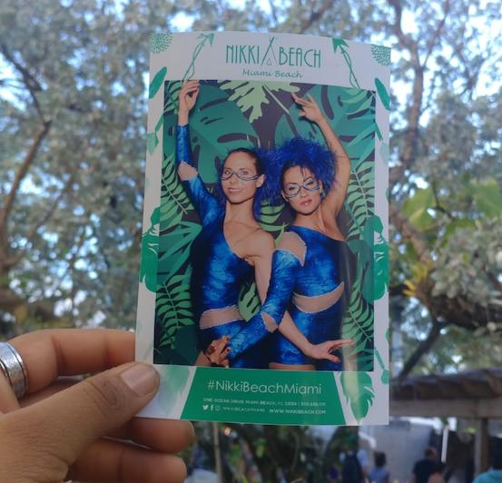 Best Miami Brunch & Selfies At Nikki Beach